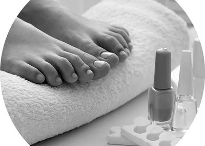 Kosmetische Fußpflege / Pediküre